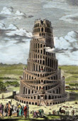 Tour de Babel (Terre Sainte)