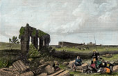 Vista de Tiro - Ruinas (L�bano)