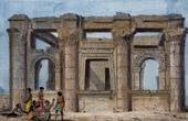 Ruins at Naqa - Naga'a - Kingdom of Kush - Nubia (Sudan)