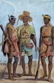 Etnisk Grupp - Senegal - Gambia - Bambara - Bamana - Wolli - Yoloff