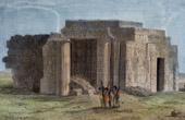 Temple in Semna - Nubia (Egypt)