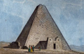 Pyramid of Assour - Nubia (Egypt)