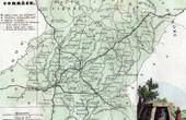 Antique map - France - Corrèze (Tulle - Brive)