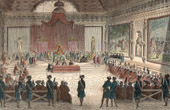Assembly of Notables in Versailles - Louis XVI - Calonne