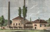 Monuments of Paris - Ancienne pompe � feu de Chaillot - Pump - Fr�res P�rier