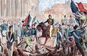 The Duc d'Orléans -  (1830) - July Revolution - King of the French