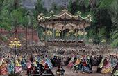 Caf�-Chantant - Caf�-Concert des Champs-�lys�es - Musard - 1836