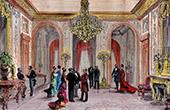 Élysée Palace - Palais de l'Élysée - 1880 (Paris)