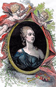 Portrait of Comtesse du Barry - Jeanne B�cu (1743-1793)