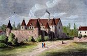 Castle - Ch�teau des Porcherons - Ch�teau du Coq - Saint-Lazare - Paris - Destroyed