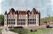 Château de Madrid - Bois de Boulogne - France - Francis I - Renaissance - Destroyed