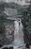 Le Saut du Doubs - Waterfall - Villers-le-Lac - Les Brenets (France)