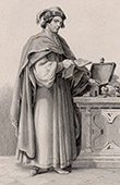 Portrait of Jacques Coeur (1400-1456)