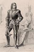 Portrait of Arthur III Duke of Brittany (1393-1458)