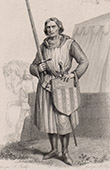 Portrait of Gaucher V de Ch�tillon (1249-1329) - Constable of France