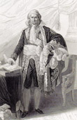 Portrait of Jean-�tienne-Marie Portalis (1746-1807) - Lawyer - Jurisconsulte