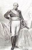 Portrait of Pierre Riel de Beurnonville (1752-1821) - Marshal of France - Napoleonic Wars - Peer of France