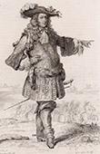 Portrait of - Louis de Bourbon - Prince of Cond� - le Grand Cond� (1621-1686)