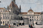 Palais de Justice of Paris before 1871