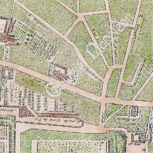 gravures anciennes vue de paris monuments historiques de paris jardin des tuileries en. Black Bedroom Furniture Sets. Home Design Ideas