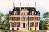 Jagdschloss - Hunting - Posterior frontage (Fransquin Arveuf)