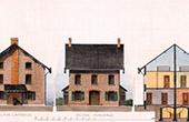 Dwelling houses for workmen - Cit� Saint-Gilles-lez-Bruxelles - Belgium (Limauge)