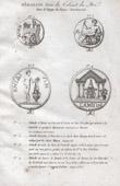 Antikes Griechenland - Medaille - Athen - Arkadien - Samos
