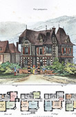 House - Villa in Cabourg (M. Mauclerc Architect)