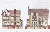 House - Villa in Lion-sur-Mer (M. Maget Architect)