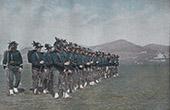 Traje Italiano - Roupa - Traje Militar - Bersaglieri - Infantaria (Italia)