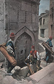 Water Carriers in Constantinople (Turkey)