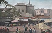 Bazaar in Istanbul - Caravanserai (Turkey)