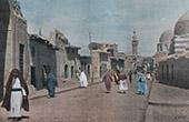 Ansicht von Damaskus - Mlidan (Syrien)