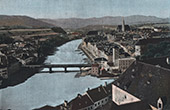 General View of Leoben - Styria (Austria)