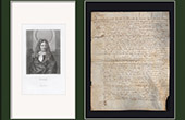 Historical Document on Parchment - Reign of Louis XIII of France - 1623 - France XVIIth Century
