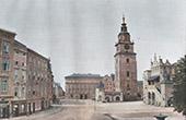 Poland - Krakow - Town Hall Tower