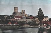 Poland - Ruins of Kisinicz Castle  - Krakow - Cracow
