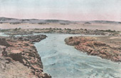 View of Nile - River - Cataract (Egypt)