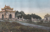 Necropolis of King Dong Kh�nh's father - Indochina (Vietnam)