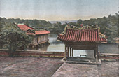 Necropolis of King Tu Duc at Hué - Indochina (Vietnam)