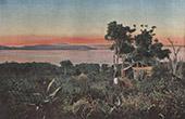 Ansicht von Ste-Marie Bucht (Neukaledonien - Frankreich)