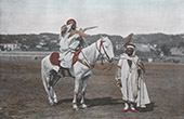 North Africa - Falconer - Hunting - Rider - Clothing