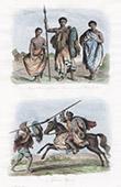 Prästen - Krigare - Abessinien (Etiopien)