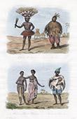 Westafrika - Hexerei - Zauberei - Grigri de Ma Yerba - Grigri de Ba Simera - Frau von Timanni - Musiker von Kouranko