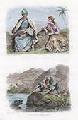 Beläst och Slav - Abessinien - Jakt av Flodhästen (Etiopien)