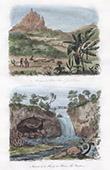 Berg Pieter Both (Mauritius) - Vattenfall - Rivi�re des Roches (R�union)