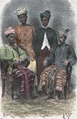 Mon People - Bago (Burma)