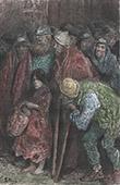Los Pobres de Solemnidad at Burgos - Beggars - Castile and Le�n (Spain)