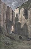 Las Gargantas - Gorge of Pancorbo - Province of Burgos - Castile and León (Spain)