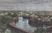 View of Bharatpur - Rajasthan (India)